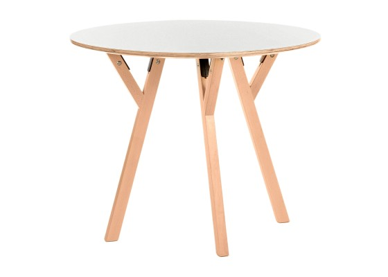Круглый обеденный стол S 130