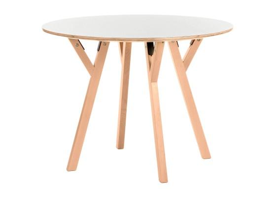 Круглый обеденный стол L 130