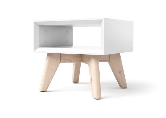 Прикроватный столик низкий