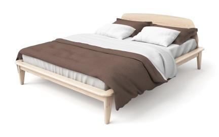 Кровать двуспальная-XL со спинкой 180