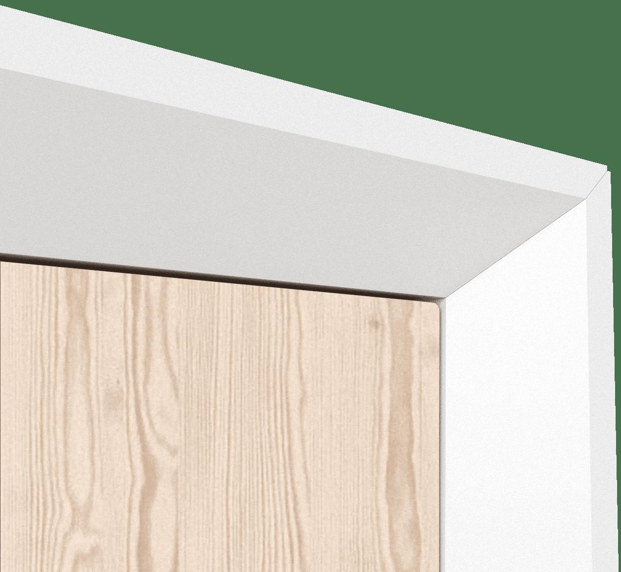 Сложные стыки панелей под углом 45°